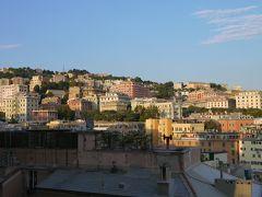北イタリアの小さな都市巡り その10 夕刻からのジェノバ観光