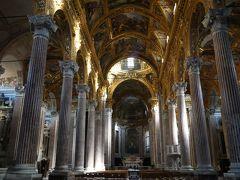 北イタリアの小さな都市巡り その11 最後のジェノバ観光は豪華な教会と王宮へ