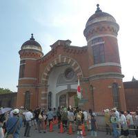 2017年7月3連休 京都祇園祭の旅(5) ちょっと奈良へ旧奈良監獄
