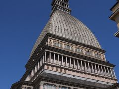 北イタリアの小さな都市巡り その12 モーレ・アントネッリアーナからトリノの街を眺めよう