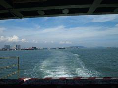 東南アジア一周Day9:ペナン島~KLからマレー鉄道とフェリーで移動~