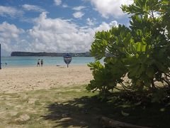 今回のグアムのお楽しみは水中撮影#GoPro