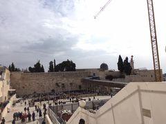 イスラエル2日目 エルサレム
