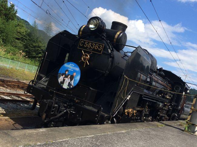 秩父鉄道のSL、パレオエクスプレスに乗りました!<br />熊谷〜三峰口までのフル乗車です。
