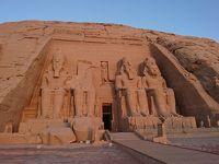 初エジプトでベタな観光地巡り� - ゴールのアブシンベルへ