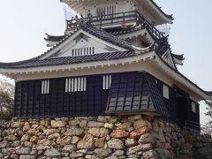 ☆2018年桜旅 第1弾! 18きっぷで琵琶湖へ☆浜松城 No1