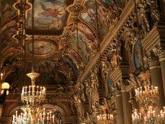 フランス パリ オペラ・ガルニエ パッサージュ巡り 凱旋門