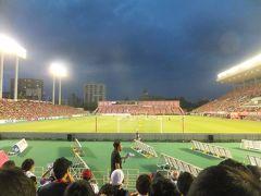 2017 大阪遠征はアドベンチャーワールドとUSJへ 【その7】いよいよ試合観戦