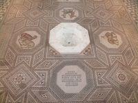 2010年ドイツの秋:⑩ペアル・ネニッヒのローマのモザイク画とペアル・ボルクのローマ村(邸と博物館)
