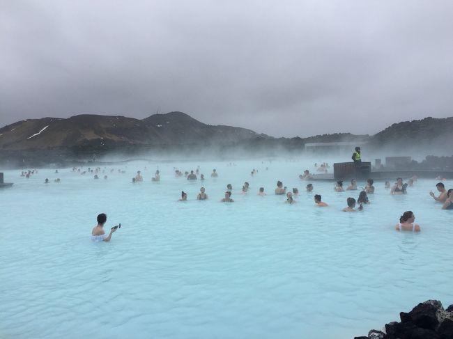 アイスランド最終日は、早朝6時半のバスでブルーラグーン へ。そして、夜、ヘルシンキへ。ヘルシンキでは、買い物三昧!アイスランドでは、ほとんど買い物しなかったからか、皆弾けました。