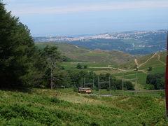大好きフランスvol.20 Saint Jean de Luz 山の中を走る汽車と美しいバスクの村Sareを最後に満喫