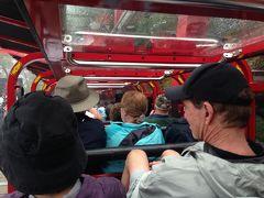 DAWN PRINCESSに乗ってニュージランド周遊とちょっとだけシドニー その13 下船そして最後のエクスカーションも雨だった