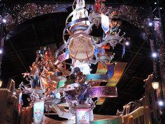 結婚記念日・35周年記念の東京ディズニー