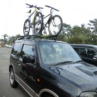 静岡遠州へ その3   サイクリングに出発!