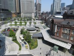 KITTEの屋上庭園は最高の撮影スポット(東京駅や丸の内)