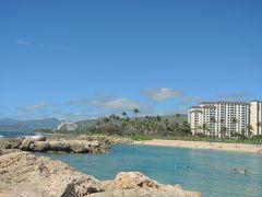 傘寿のお祝い 80歳の母と行くハワイ旅行 4日目