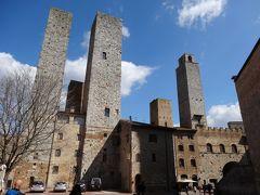 フィレンツェからサンジミニャーノへ日帰り旅行