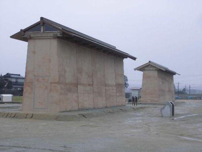 「奥州街道・松前道」紀行の三日目。<br />雨の中の紀行で難航したが「胆沢城跡」を初めて見学し、歴史を知らないことを痛感する。<br />「金ヶ崎宿」では、町役場を訪れ、旧街道と離れた所に立ち並ぶ保存地区を訪ねることができた。<br /><br /> http://ks5224.fc2web.com/sm06hp/sm06-3.html<br /><br /> HP http://ks5224.fc2web.com/