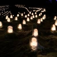 冬の湯西川とかまくら祭り&かまくらBBQ
