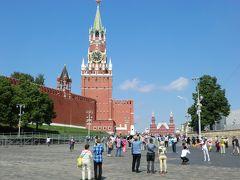 ロシア7日間(4)~モスクワ