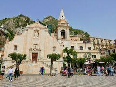 地中海の美しい原風景を求めて シチリアと南イタリアの旅 1.タオルミーナ