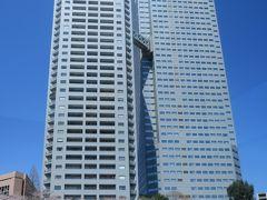 隅田川クルーズ2/3 勝鬨橋⇒浜離宮庭園 高層ビルが林立 ☆聖路加ガーデンを右手に