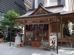 日本橋室町 福徳神社(芽吹稲荷)で御祈祷♪