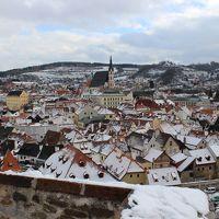 中欧4ヶ国クリスマスマーケット巡り6日間(2)~チェスキー・クルムロフ