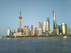 2018久し振りに出掛けた上海は中国各地から来たお上りさんでいっぱいでした…1日目