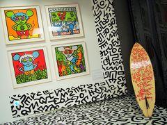 超電導リニア体験乗車とキースへリング美術館