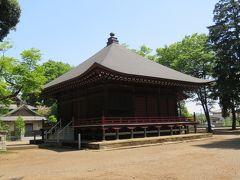 新緑の木ノ宮地蔵堂を訪問する