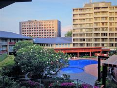 2014 FEB~NOV 出張で滞在した危険な首都 ポートモレスビー (3/3)ホリデーインでのホテル住まい