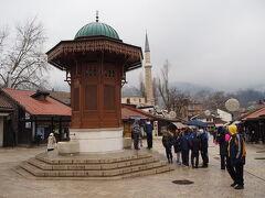 【ボスニア・ヘルツェゴビナ②】DAY1 サラエボ街歩き