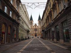 【ボスニア・ヘルツェゴビナ③】DAY2#1 早朝のサラエボ散歩~モスタルへ移動