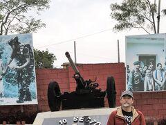 インド・インパールの戦跡旅2(激戦地サンジャック・ウクルル)