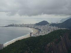 リオのカーニバルと絶景の南米浪漫周遊13日間⑦ようやくリオのコパカバーナビーチ編