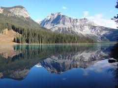 カナダへ現実逃避。大自然に大感動。