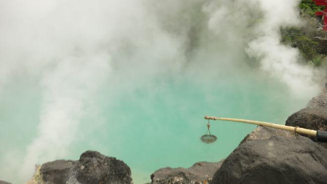 5回目の別府。そろそろ通の粋に入ってきました?!<br />jetStarの大分往復便を使って、宿泊は鉄輪温泉。<br />鉄輪温泉をベースに明礬温泉や鉱泥温泉に行ってきました。