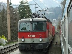 バルカン半島鉄道の旅、その2(ゼメリング鉄道でウィーンからリュブリャナへ)