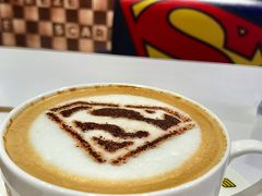 DC スーパーヒーローズカフェ in  ジョホールバル