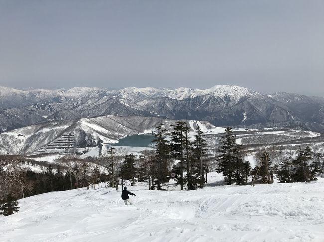 春スキー2018(かぐらみつまた&ガーラ湯沢)