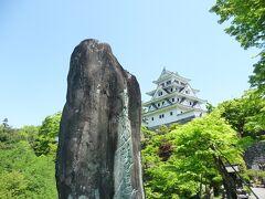 2018 05 郡上八幡城 戸隠神社