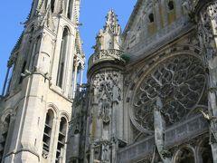 フランス 中世の街サンリス
