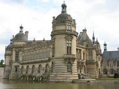 フランス ルネッサンスの古城シャンティイ城