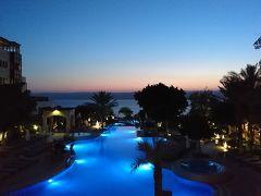 ヨルダン旅行② - 死海のリゾートでゆったり過ごす