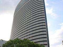 【宿泊メモ】神戸ポートピアホテル、禁煙、シングル、朝食付き。