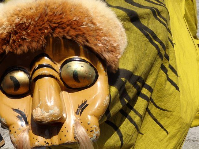 たかぎなおこさんの「おまつり万歳!」を読んで、行きたくなったお祭り第二弾です。<br />(第一弾は、秋田湯沢のいぬっこまつり!)<br /><br />虎舞は東北地方のあちこちでたくさんあるみたいなんですが、ここ、加美町の虎は、顔が独特でちょっとかわいい!<br />そして、町の少年たちががんばってやるのもいい感じ(これは、テレビ「日本の祭」で見て、知りました)<br /><br />バスが極端に少なかったり、行くのはなかなかハードではありましたが、とても楽しめましたよー。