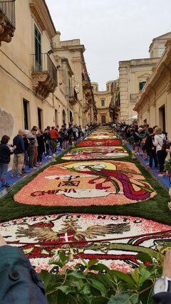 世界遺産エオリエ諸島とシチリア大周遊 2日目 シラクーサ・ノート