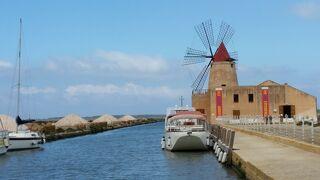 世界遺産エオリエ諸島とシチリア大周遊 6日目 エリチェ・トラーパニ・モツィア
