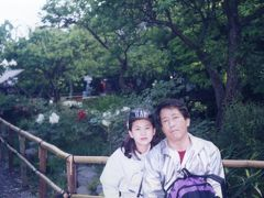 妻と母と鎌倉・中華街の旅 1996/05/03 (個人記録)